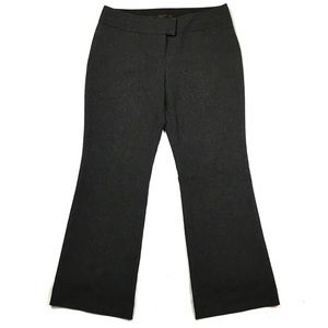 The Limited Cassidy Fit Gray Bootcut Pant
